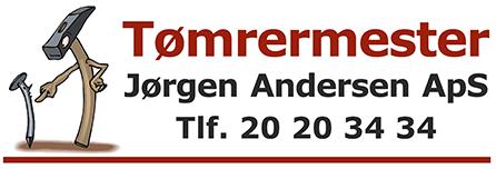 Tømrermester Jørgen Andersen